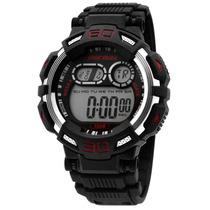 Relógio Mormaii Mo10018r Nf-e Novo