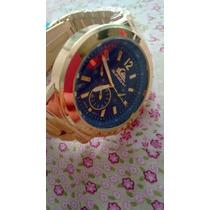 Relógio Tommy Hilfger Dourado Barato