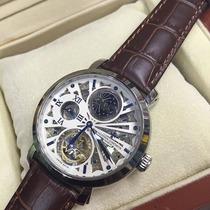 Relógio Vachon Skeleton Constantin S/caixa 1 Ano Garantia