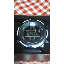 Relógio Invicta Masculino Digital Cronometro Luz Data Alarme