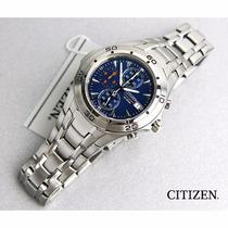 An3347-59h Relógio Citizen Masculino Cronógrafo Original