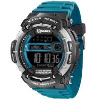 Relógio X Games Xmppd278 - 50mm - Garantia 1 Ano