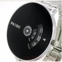Relógio Unissex Barato Lindo Luxo Pronta Entrega