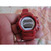 Casio Mudman G9000mx G Shock Red Top Único No Ml