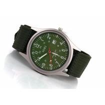 Relógio Militar Masculino Exército Esporte Luxo - Promoção!