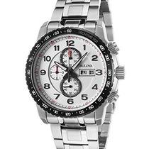 Relógio Bulova Marine Star 98c114 Masculino Cronografo