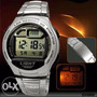Casio Masculino Esporte 5 Alarmes Bateria 10 Anos W-734d-1av
