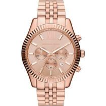 Relógio De Luxo Michael Kors Mk8319 Chronograph Analógico