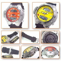Relógio Citizen Aqualand Jp-1060 Eco Drive Varias Cores