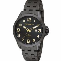 Relógio Technos Classic Golf Preto 2115knx/1p Original