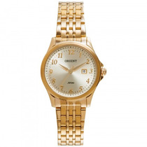 Relógio Orient Fgss1094 C2kx Feminino Dourado - Refinado