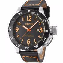 Relógio Magnum Ma33700j - Garantia E Nf