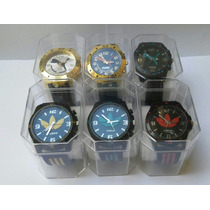 Kit/lote 10 Relógio Masculino Pulso Atacado/revenda+10 Caixa