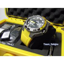 Orient Seatech 469ti003 Titanium Kit De Mergulho Automático