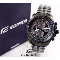 Relógio Masculino Cassio Edifice Black
