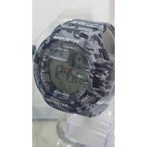 Relógio Masculino Digital Orient X-games - Camuflado Lançame