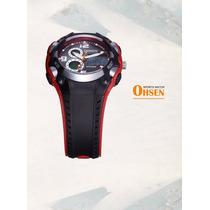 Relógio Masculino Sport Importado Ohsen - Frete Gratis