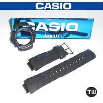Kit Capa/pulseira Casio G-shock G-300 G-301 G-303 G-312