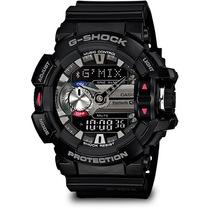 Relógio Casio G-shock Gba400 1adr G-mix Bluetooth