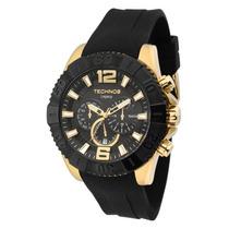 Relógio Technos Os20io/8p - Cronógrafo Dourado 12x Sem Juros