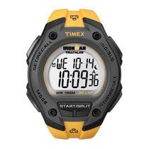 Relógio Masculino Timex Ironman 30 Lap T5k414wkl/tn Amarelo