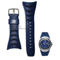Pulseira Do Relógio Mormaii 2115ar 8055aa Azul Marinho