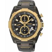Relógio Seiko Masculino Chronógraph 100 M Inox 7t92ca/5 P1px