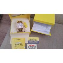 1° Lance Leva! Relógio Invicta + Brinde Fone Samsung Level U