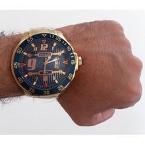 Relógio Esportivo Masculino Seculus Calendario Analógico