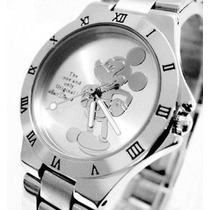 Relógio Feminino Mickey -importado -frete Grátis!pronta Entr