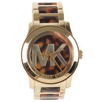 Relógio Luxo Michael Kors Mk5788 Orig Anal Tortoise!!!