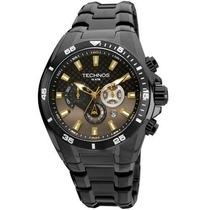 Relógio Maculino Technos Sports Os2abd/4p Preto