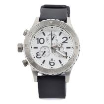 Relógio Nixon 42-20 Pu Chrono 100 White A038100-00
