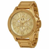 Relógio Armani Exchange Masculino Ax1504/1pn - Ax1504
