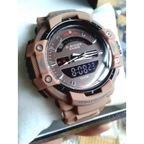 G Shock Casio Red Bull Masculino Prova D