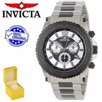 Relógio Masculino Invicta Original - Pronta Entrega Importad