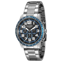 Relógio Mondaine Masculino Chronograph 60479lpmvna1.
