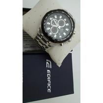 Relógio Casio Edifice Cronógrafo Ef-539zd-1avudf - Original
