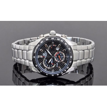 Casio Edifice Carbono Ef-521sp-1av Aço 100% Original 100m