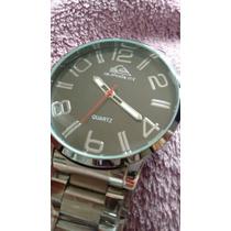 Relógio Quiksilver Prateado
