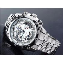 Relógio Casio Edifice Ef-527l Cronógrafo Pronta Entrega