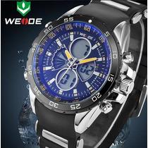 Relógios De Marca Digital - Analógico Aprova De Água 30 M