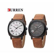 Relógio De Luxo Importado + Frete Grátis