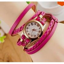 Pulseiras Femininas,relógio,originais,lindas,muito Baratas