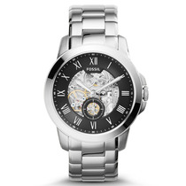 Relógio Fossil Grant Automático Me3055/1kn