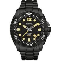 Relógio Bulova 98b242 Sea King Uhf Safira Lançamento