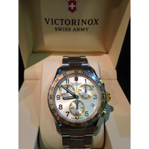 Relógio Victorinox - 12 X Sem Juros - Chrono Classic 241180