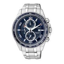 Relógio Citizen Eco Drive Ca0345-51l (titanium, Prateado, Cr