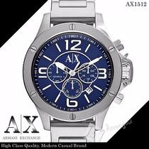 Relogio Masculino Armani Exchange Ax1512 Caixa+manual+frete