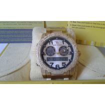 Relógio Rip Curl Cortez A3228 Dourado - Frete Grátis